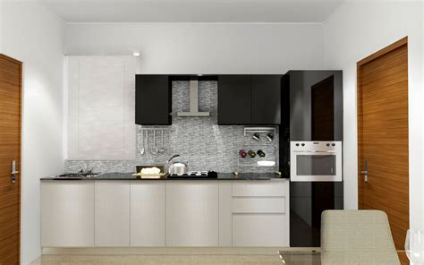 one wall kitchen layout with island design tips the kitchen homelane economical