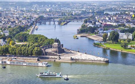 In Koblenz by Koblenz Cruise Port Guide