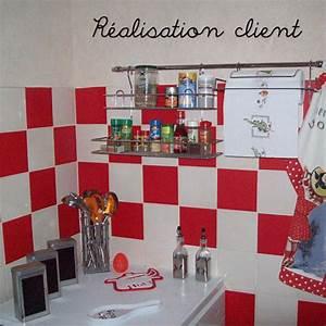 Stickers Carrelage Cuisine 15x15 : stickers carrelage ~ Dailycaller-alerts.com Idées de Décoration