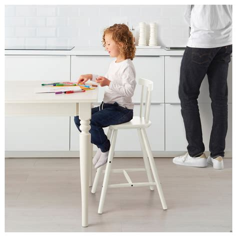 agam junior chair white ikea