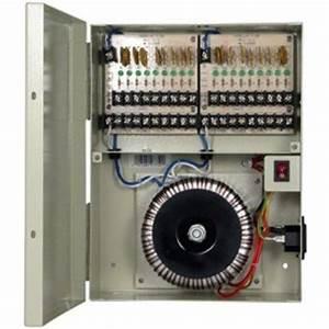 Power Supply Box 24v Ac