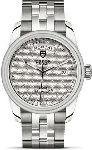 Tudor Glamour Date and Day Watches From SwissLuxury