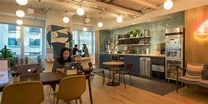 A modern and collaborative new office space for our Hong ...