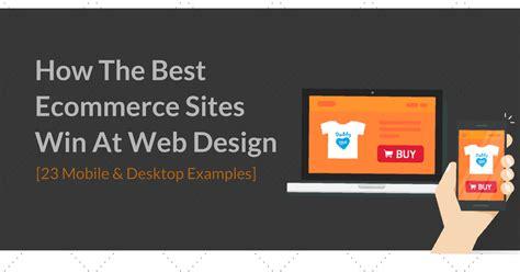 ecommerce web design best ecommerce website designs 23 exles from top