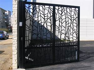 serrurerie metallerie portails et grilles scofab With serrurerie