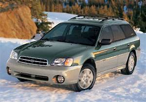 Subaru Legacy Outback Service  U0026 Repair Manual 2002