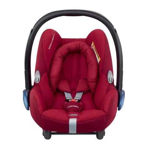siege auto cabriofix cabriofix de bébé confort siège auto groupe 0