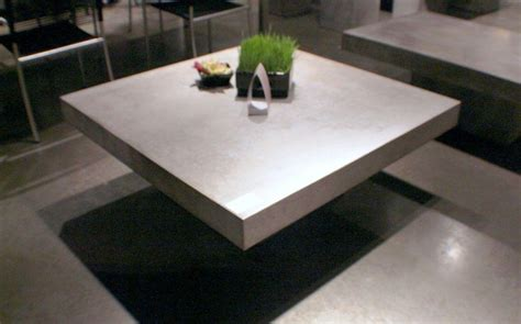 Diy Concrete Dining Table — New Decoration Modern