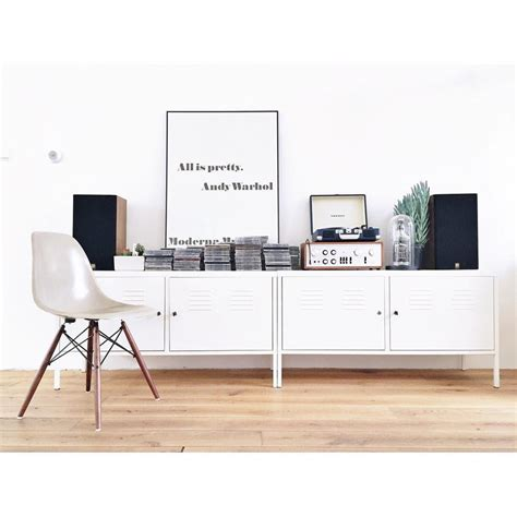 Ikea Ps Sideboard by Two Ikea Ps Cabinets By Donebymyself Dining Room