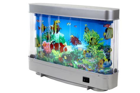 led lumineux faux poissons aquarium avec illusion de nage des poissons r 233 servoirs de poissons