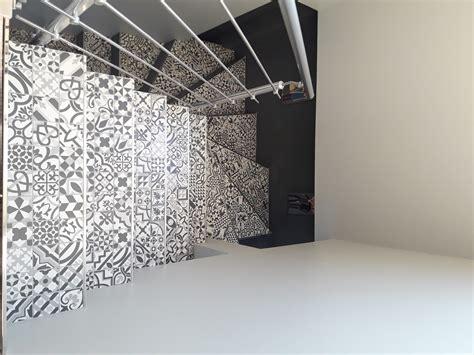 carrelage escalier franceschini