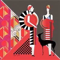 art deco images Art Deco | openthedorr