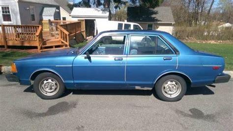 1982 Datsun B210 by 1982 Datsun B210 4 Door Sedan For Sale In Dover New Jersey