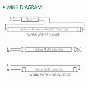 T8 Led Tube Light Wiring Diagram Download