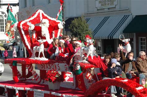kershaw county parade classically carolina