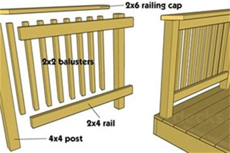 deckscom stair calculator decks deck railings balusters wood metal