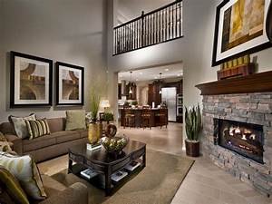 Dining rooms design, model homes interior photo galleries