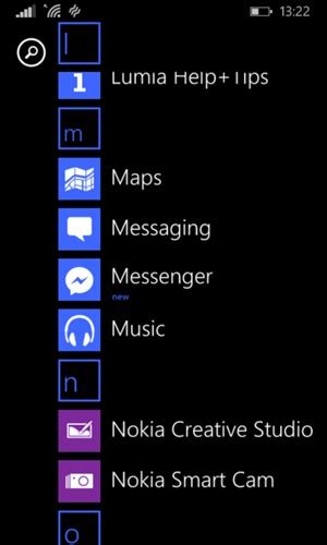 install apps nokia lumia 520 windows phone 8 1 device guides