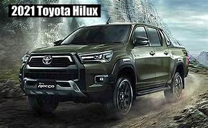 Refreshed 2021 Toyota Hilux Makes Its World Debut  Does It
