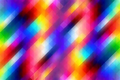 Colorful Geometric Abstract Pattern Triangle Snappygoat