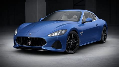 used maserati the my18 maserati granturismo is here