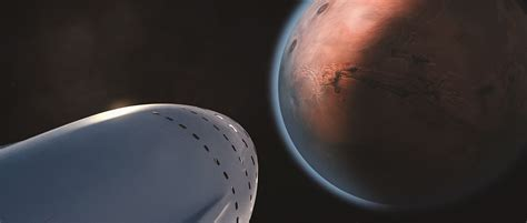 spacex mars transportation infrastructure wikipedia