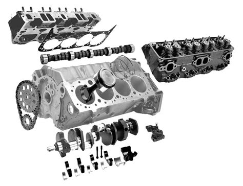 Car Engine Parts Manufacturer & Manufacturer