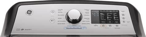 gtwbpndg ge   cu ft top load washer dual action agitator diamond gray