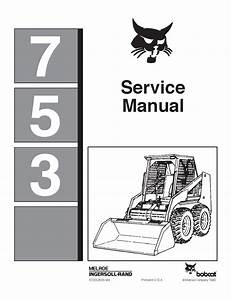 Bobcat 753 Wiring Diagram
