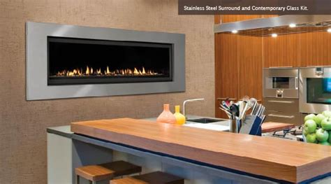 linear gas fireplace prices linear aura 70 quot direct vent gas linear fireplace