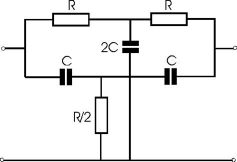 notch filter design analog a notch filter fo 500hz frequency