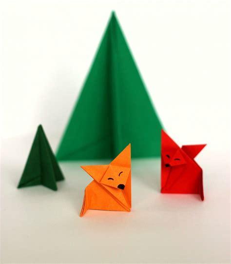 origami fuchs anleitung origami w 252 rfel falten einfache anleitung zum basteln talu