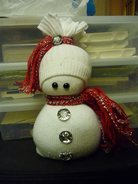 hometalk sock snowmen  snow babies     call