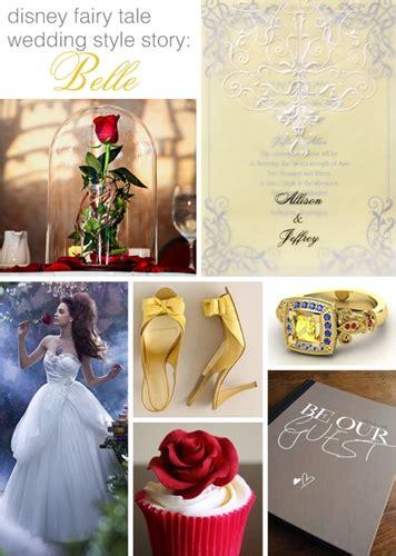 disney fairy tale wedding series belle