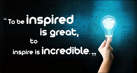 inspired  great  inspire  incredible