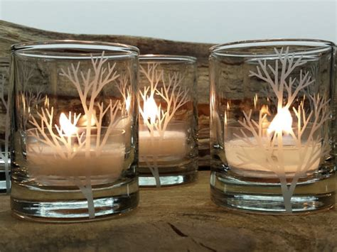 glass candle holders ideas for high glass candle holders on a mantle indoor
