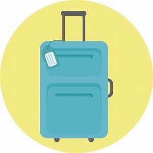 Suitcase - Free travel icons