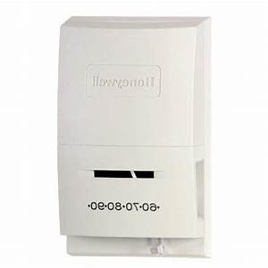 Honeywell T822k1018 Single Stage Thermost