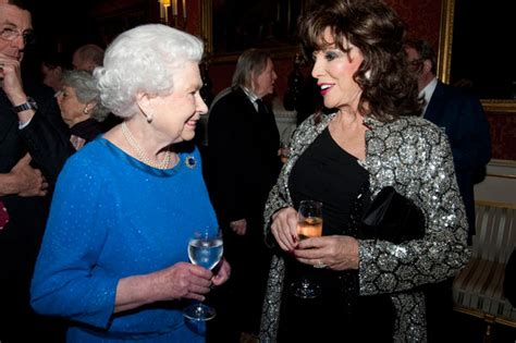 Joan Collins Kate Middleton Is A Brilliant Role Model