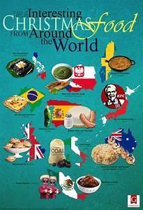 Christmas Around The World : 21 christmas food around the world wild arrow ~ Buech-reservation.com Haus und Dekorationen