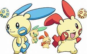 Plusle Images | Pokemon Images