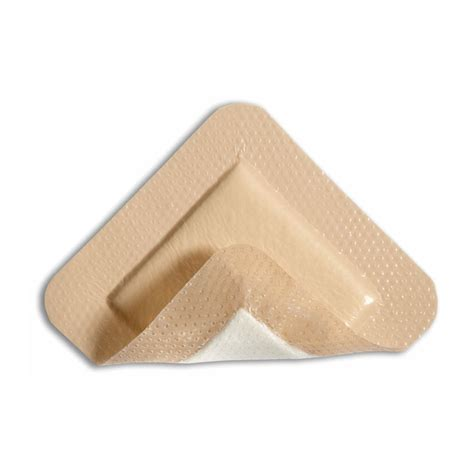 elastic bandage mepilex border self adherent silicone foam dressing