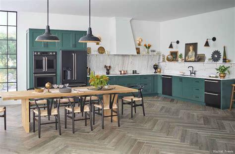 Exceptionally Distinct Kitchen Designs by 2019 Kitchen Trends Kitchen Trends