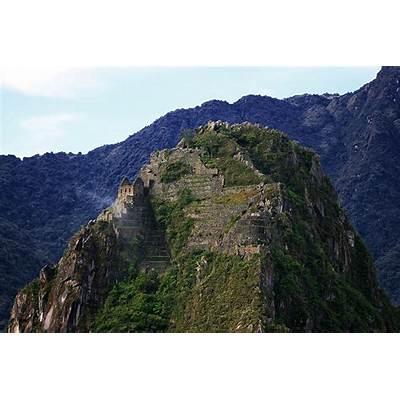 Vertigo at Machu Picchu : pics