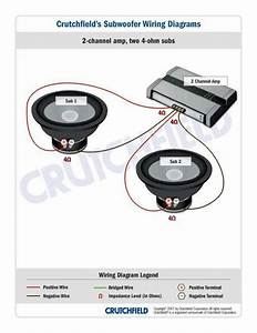 2 Ohm Kicker Subwoofer Wiring Diagram