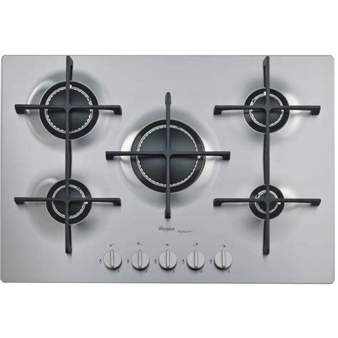 piano cottura facile da pulire whirlpool piani cottura mainox s p a