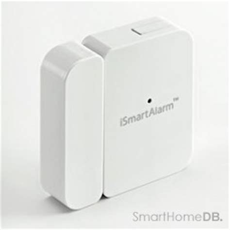 Ismartalarm Garage by Ismartalarm Contact Sensor Vs Samsung Smartthings
