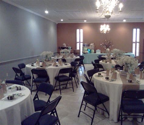Small Banquet Hall   Killeen Arts & Activities Center