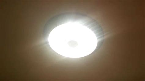 Ceiling Radiation Der Vs Der by Lights Of America 14 Inch Dimmable Led Ceiling Light