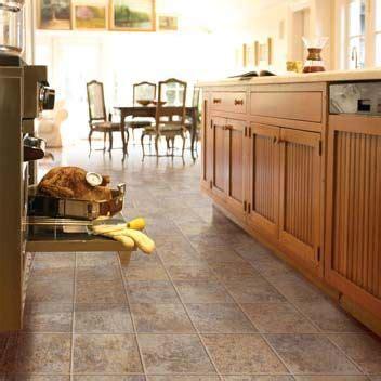 vinyl kitchen floors vinyl flooring kitchen on 3283